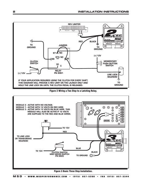 msd al wiring diagram