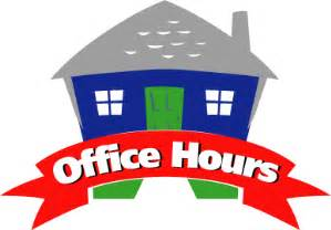 Office Hours Template by Green River Community College Summer 2011 E Newsletter