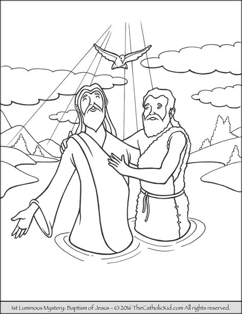 J For Jesus Coloring Page by Awesome Jesus Being Baptized Coloring Pages Gallery