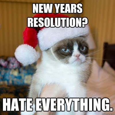 Grumpy Cat New Years Meme - 7 reasons being single on new year s eve is the worst