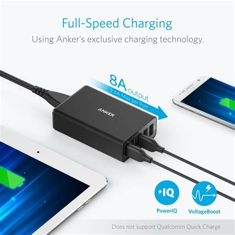 Anker Power 12 Port today s top 5 mobile deals on anker products power bank