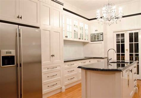 Contemporary Kitchen Island Ideas French Provincial Kitchens Cut Above Kitchens Amp Cabinets