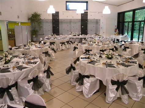 Decoration De Salle Noir Et Blanc by Deco Salle Mariage Noir Et Blanc Le Mariage