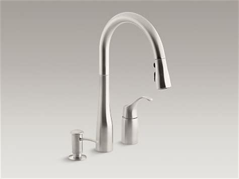r648 vs simplice 174 three kitchen sink faucet with 9