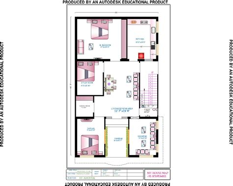 Home Interior Design Maps | my house map house design india