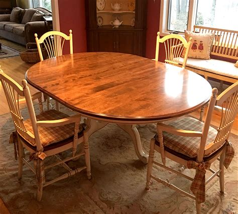 Refinished Kitchen Tables Refinished Kitchen Table Classic Refinishers