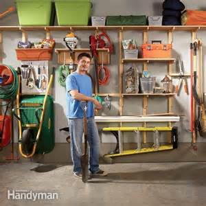 Garage Organization Diy Easy To Do Garage Storage Diy Projects