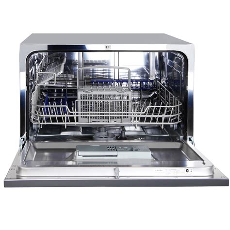 5 star chef electric benchtop dishwasher w 5 cleaning