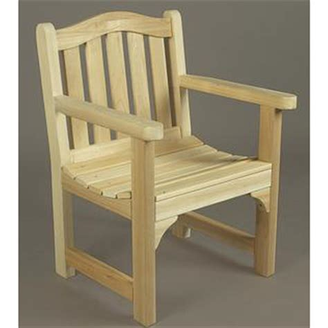 rustic natural cedar unfinished camel back chair 200453