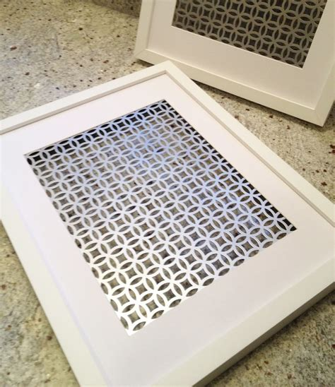 cabinet door air vents radiator screen from home depot projects diy pinterest