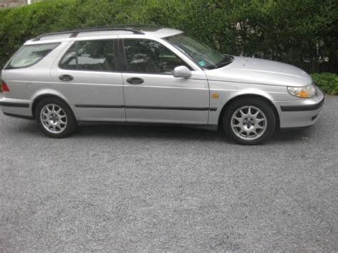 find used 2000 saab 95 loaded wagon in newport rhode