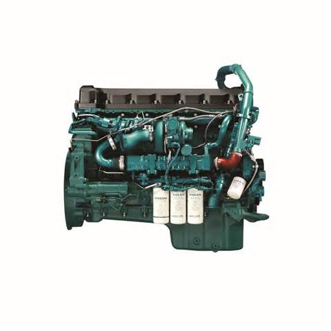 Volvo D 13 Volvo D13 Engine Commercial Carrier Journal