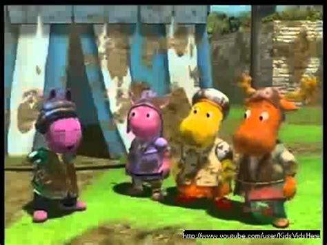 Backyardigans Karaoke The Backyardigans Backyardigans Sing Imagination