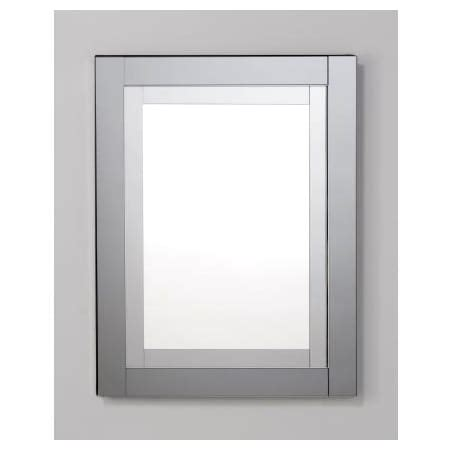robern magnifying mirror robern mt24d4cdgn mirrored with tinted gray mirror frame