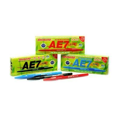 Pen Standard Ae 7 0 5 Mm standard pen ae 7 staplesindo