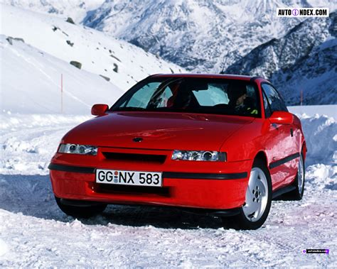 opel calibra opel calibra turbo 4x4 photos reviews news specs buy car