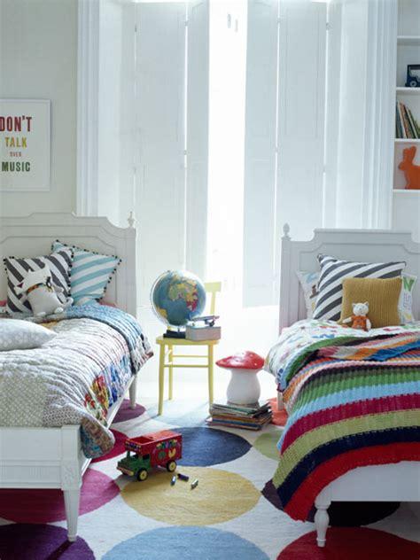 bright  colorful room design ideas digsdigs
