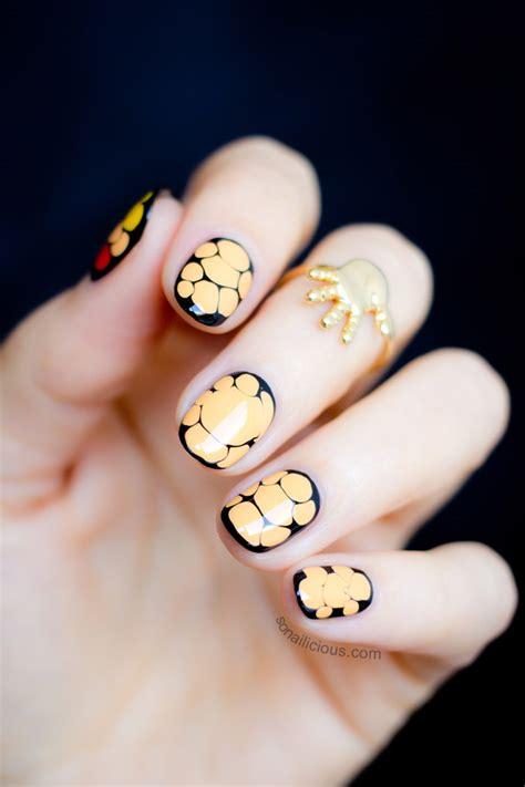 easy nail art halloween easy halloween nail art how to
