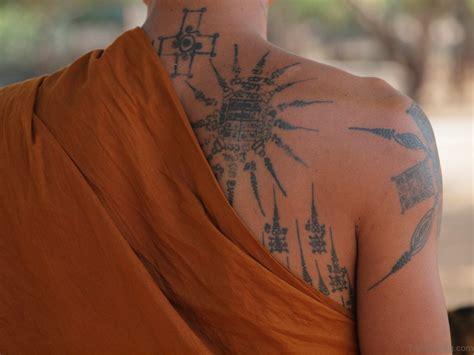 monk tattoos 22 best buddhist monk on back