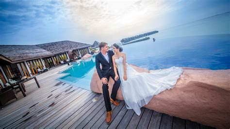 YOUR DREAM WEDDING at Lily Beach Resort & Spa   Maldives