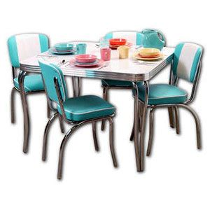 Vintage Kitchen Table And Chairs by Retro Dinette Kitchen Dinette Retro Table And Retro