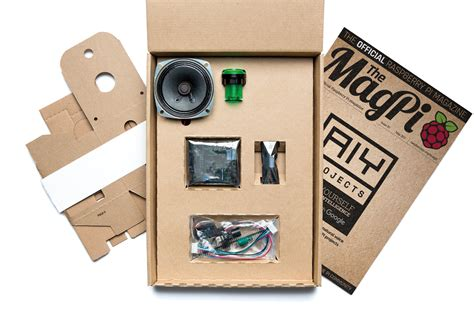 projects kits get a free aiy projects voice kit with the magpi 57