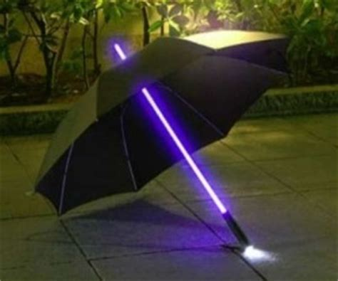 Light Saber Umbrella Or Evil by Lightsaber Umbrella Preorder