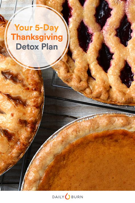 Thanksgiving Detox by Skip The Sweatpants Your Pre Thanksgiving Detox Plan