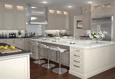 shaker kitchen designs photo gallery white shaker cabinets the hottest trend in kitchen design