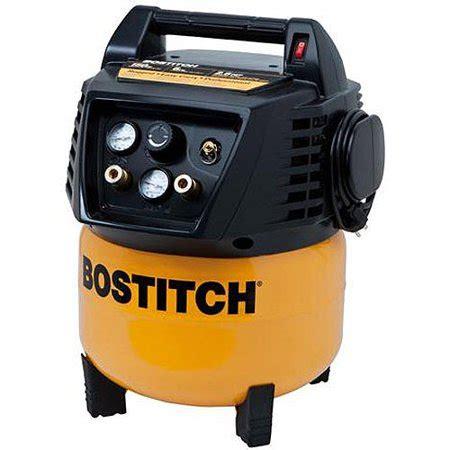 bostitch  gallon  psi pancake air compressor