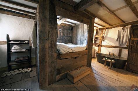 tudor bedroom furniture no mod cons man whose diy makeover took his home back 500