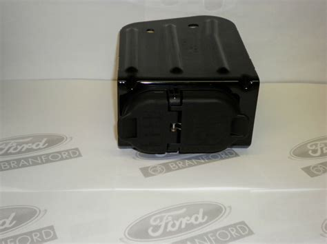 oem ford electrical wiring bracket connector towing
