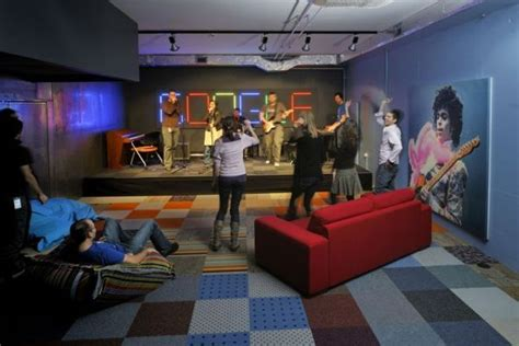 inside google s zurich office home of over 2 000 zooglers top 10 headquarters interior designs of 2013