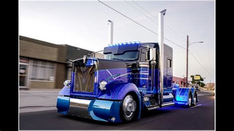 worlds most custom kenworth 900 built by texas chrome