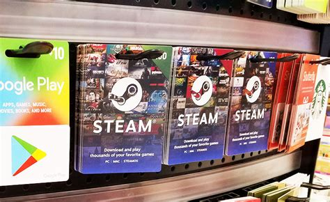 Steam Gift Card 5 - when to buy a gift card instead of a gadget for the holidays giftcards com