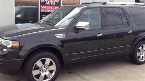 Expedition E6356m Spesial Edition Cbl sold sold 2010 ford expedition el limited w 89k clean title 1 owner dub edition