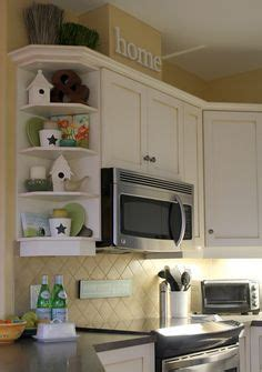 kitchen corner shelf ideas exle of curved corner cabinet ideas for the house