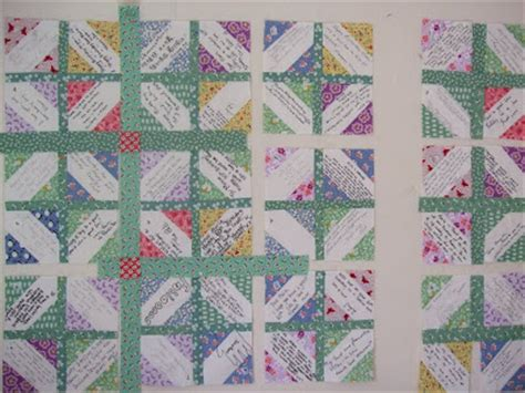 Signature Quilt Block Patterns by O Quilts S Birthday Signature Quilt P S I Quilt