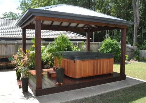 backyard deck ideas with hot tub outdoor hot tub landscaping ideas hot tubs jacuzzis