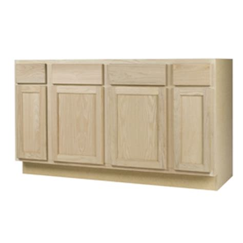 Lowes Sink Base Cabinet by Shop Continental Cabinets Inc 60 In W X 34 5 In H X 24