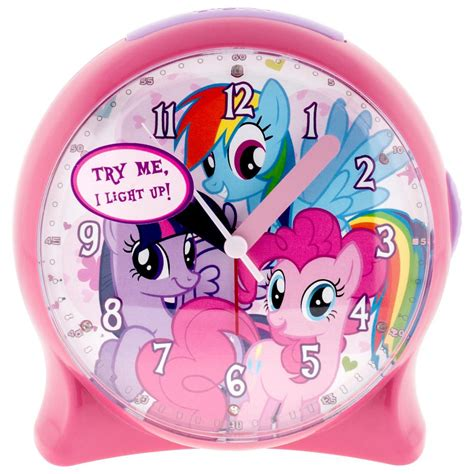 my pony time clock pony and mlp