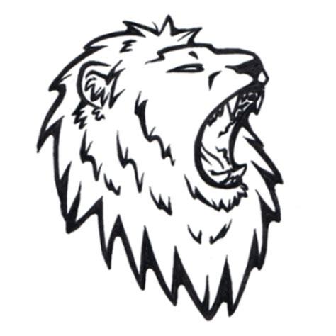 cartoon lion tattoo designs lion tattoo design for men