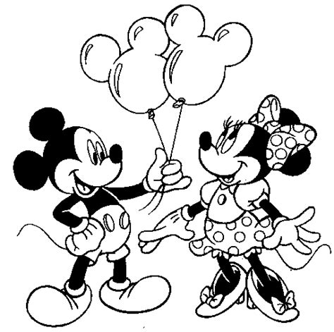 coloring pages mickey and minnie mouse mickey mouse and minnie mouse kissing disney coloring pages