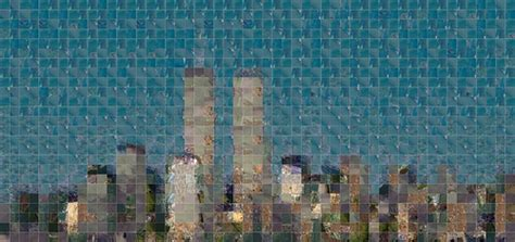 Wtc From Space Flickr wtc from space a mosaic of a photo of the world trade