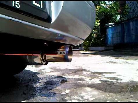 Knalpot Racing Mobil Hks Hi Power Pelangi knalpot racing hks timor doovi