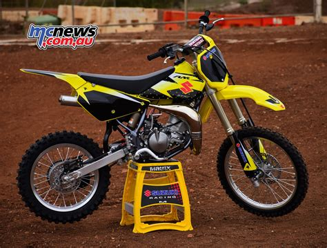 Suzuki Kits Bonus Race Kit With Suzuki Rm85 Mcnews Au