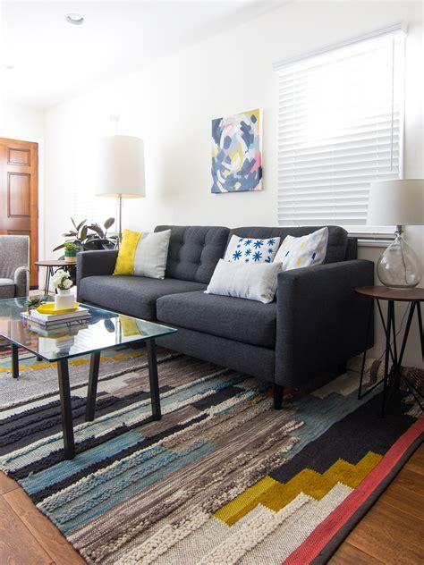 small and narrow living room hearts
