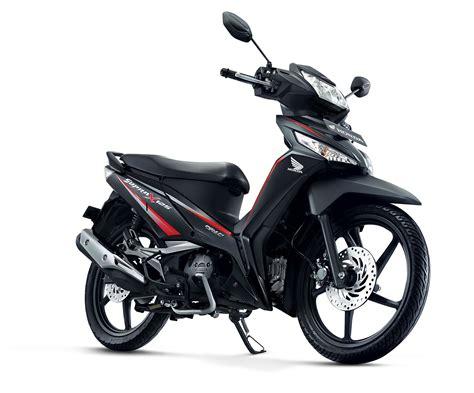 Cover Motor Honda New Supra X 125 Cw Sporty Mmc honda supra x 125 fi til lebih segar dengan wajah baru