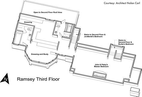 jonbenet ramsey house floor plan jonbenet ramsey encyclopedia the house