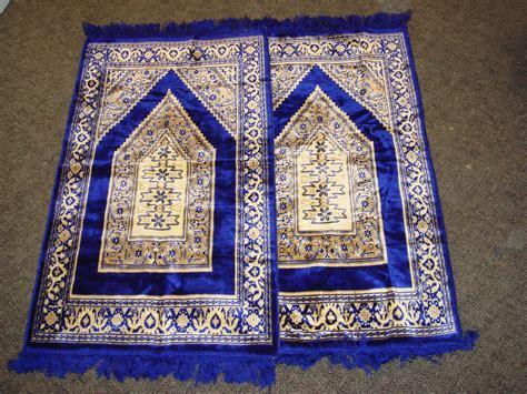 islamic prayer rug lot of 17 new islamic muslim prayer rugs various sizes